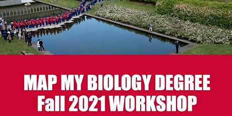 Map My Biology Degree - Biological Sciences, SFU tickets
