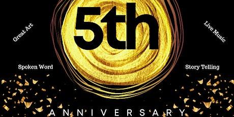 5 Year Anniversary Celebration tickets