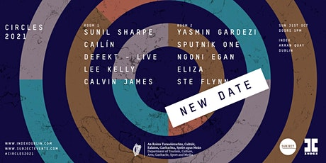 Circles: Sunil Sharpe, Cailín, DeFeKT, Yasmin Gardezi & more at Index tickets