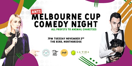 (Anti) Melbourne Cup Comedy Night — Jokes For Change tickets