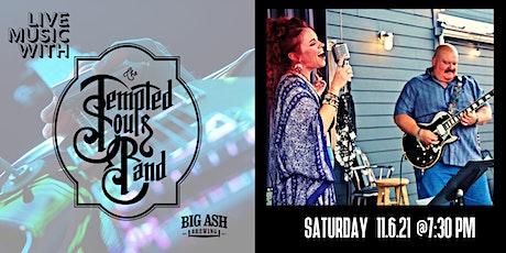 Tempted Souls Band Live @ Big Ash Brewing tickets