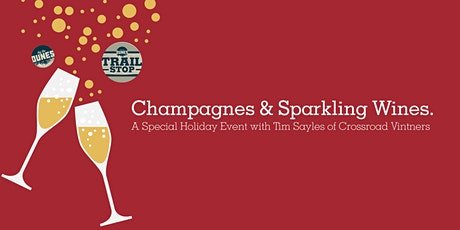 Champagne & Sparkling Wine Holiday Tasting tickets