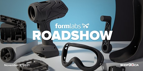 Formlabs Fuse 1 Roadshow - Session 1 tickets