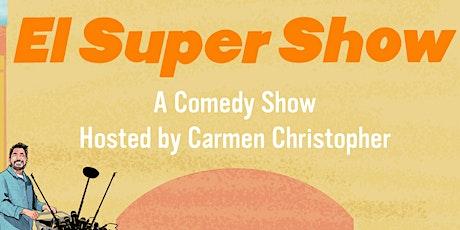 El Super Show tickets
