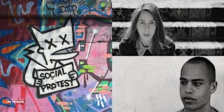 Militancy, Representation, and Aesthetics: Tobi Haslett and Rachel Kushner tickets