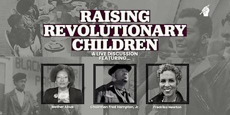 Raising Revolutionary Children: A Live Conversation tickets