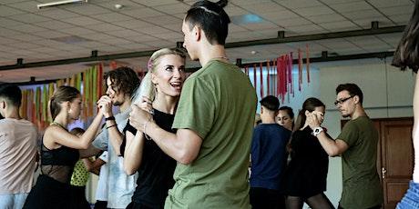 Bachata social dance tickets