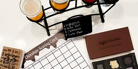 Chocolate and Beer Tasting tickets