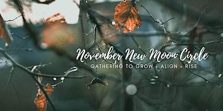November Seattle New Moon Circle tickets