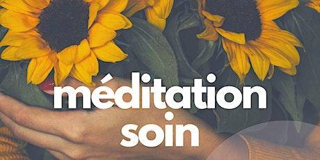 Méditation-soin : connexion à Soi tickets