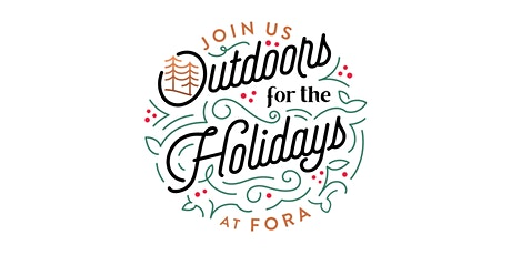 Fora Norwich's Outdoors for the Holidays Event 2021 tickets