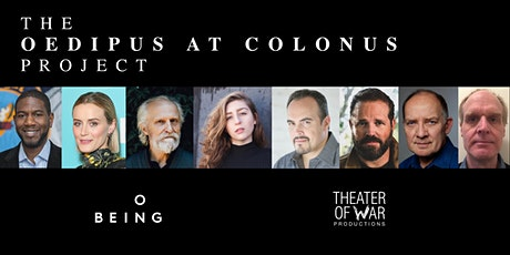 The Oedipus at Colonus Project tickets