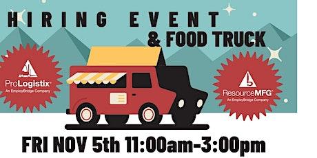 Food Truck & Hiring Event tickets