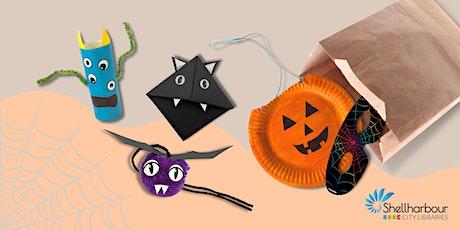 Crafty Kids: Halloween Craft pack tickets