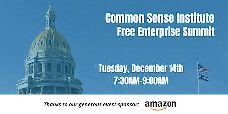 Common Sense Institute's Free Enterprise Summit: How Colorado Competes tickets