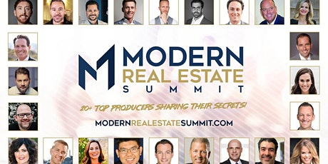 Modern Real Estate Summit: Viewing Party! tickets