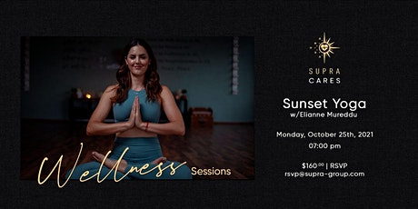 Sunset Yin Yang Yoga w/ Elianne Mureddu boletos