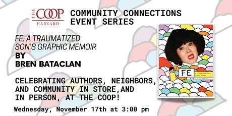 Meet Local Artist, Writer, &  Illustrator, Bren Bataclan tickets