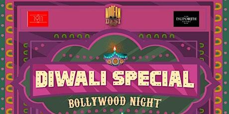 DIWALI SPECIAL: BOLLYWOOD NIGHT tickets