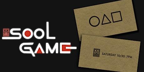 SOOL GAME: Halloween Party | OCT. 30 | Sool Bar & Lounge tickets