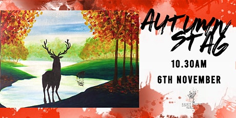 Easely Does It -Autumn Stag- With Maria +14 day recording tickets