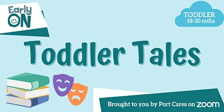 """Toddler Tales: """"There was an Old Lady Who Swallowed  a Bat"""" tickets"""