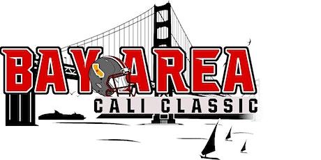 "2022 Bay Area Cali Classic Senior Showcase ""The Bay vs. The Valley"" tickets"