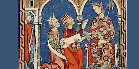 Día Mundial de las Bibliotecas:  Alfonso X El Sabio, un rey para la cultura entradas