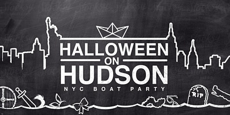HALLOWEEN PARTY Haunted Yacht Cruise Midnight Boat Party - iBoatNYC tickets