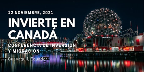 Guayaquil Canadian Immigration Event entradas