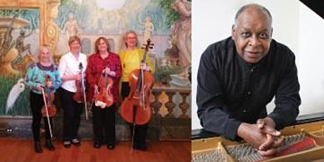 Temescal String Quartet and Pianist Carl Blake tickets