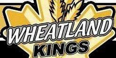 Wheatland Kings vs Airdrie Techmation Thunder tickets