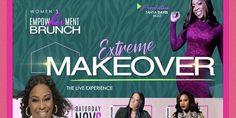 """Extreme Makeover"" Women's EmpowHERment Brunch tickets"