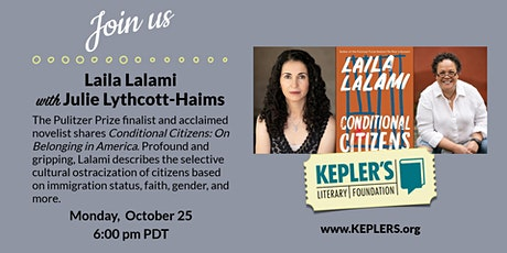 Laila Lalami with Julie Lythcott-Haims tickets