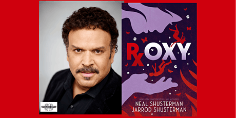 Neal Shusterman, author of Roxy - an in-person event at Boswell tickets