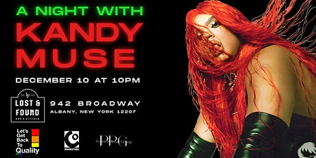 A Night with Kandy Muse tickets