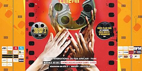 L'Afrique Fait Son Cinéma, Festival International Du Film Africain à Paris tickets