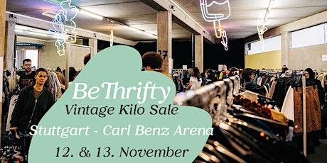 BeThrifty Vintage Kilo Sale | Stuttgart | 12. & 13. November Tickets