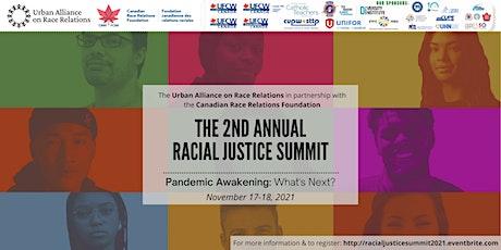 Racial Justice Summit 2021/Sommet sur la justice raciale 2021 tickets