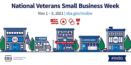 Live Webinar: Resources for Your Veteran-Owned Small Business tickets
