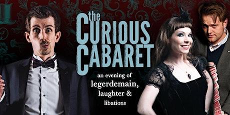 The Curious Cabaret: Nottingham tickets