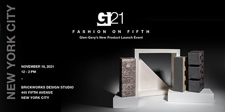 New York City - G21: Fashion on Fifth Product Launch tickets