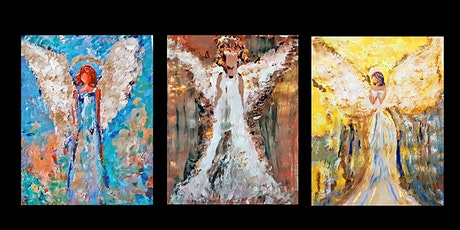 A 'Christmas Angel' Evening of Art with Emil Nikolla tickets