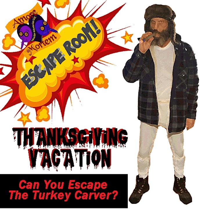 A Thanksgiving Vacation Escape Room @Ridgewood Winery Birdsboro 11.14.2021 image