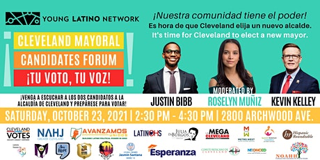 Cleveland Mayoral Candidates Community Forum Presented by the Young Latino tickets