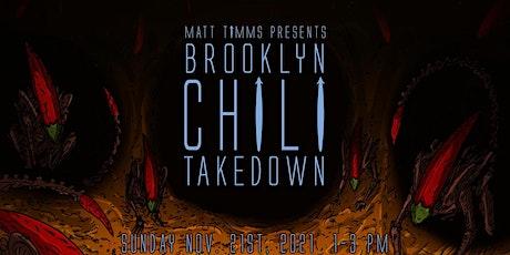 Brooklyn Chili Takedown tickets