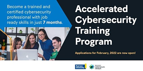 Cybersecurity Training - Info Session for Northern and Indigenous Learners tickets
