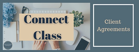 Connect Class - Client Agreements tickets