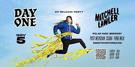 Mitchell Lawler - Day One Tour - Edmonton - Nov 5 (EP Release Party) tickets