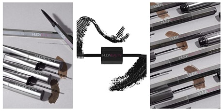Your Guide To #BOMBBROWS And Legit Lashes with HUDA BEAUTY tickets